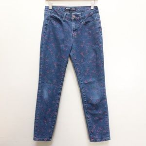 BDG x UO High Rise Grazer Rose Jeans